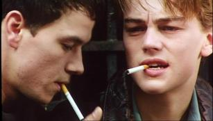 mark wahlberg and dicaprio in the basketball diaries