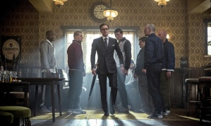 colin firth as henry in kingsman: the secret service